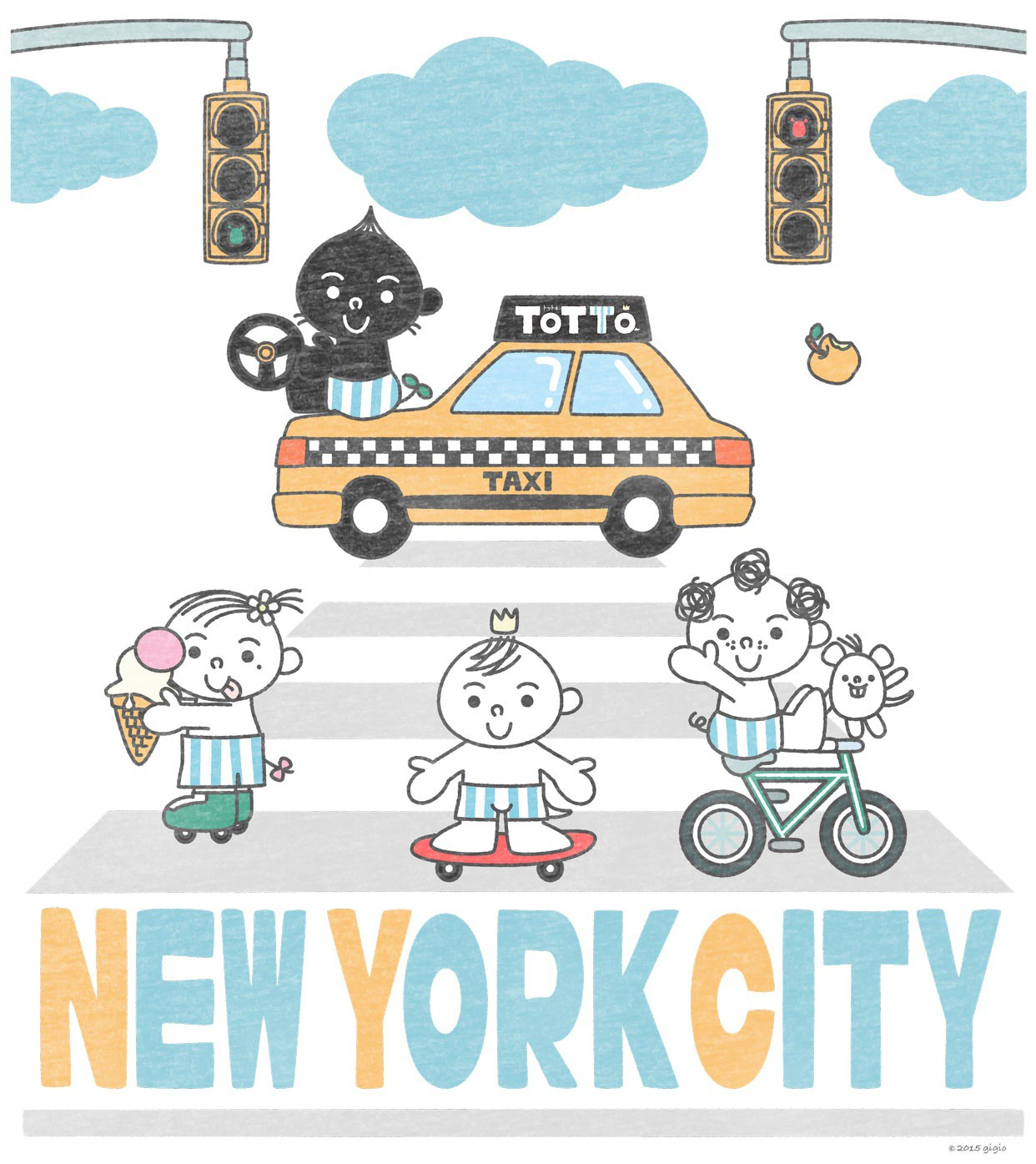 "UT ""TOTTO'S NYC""の詳細"