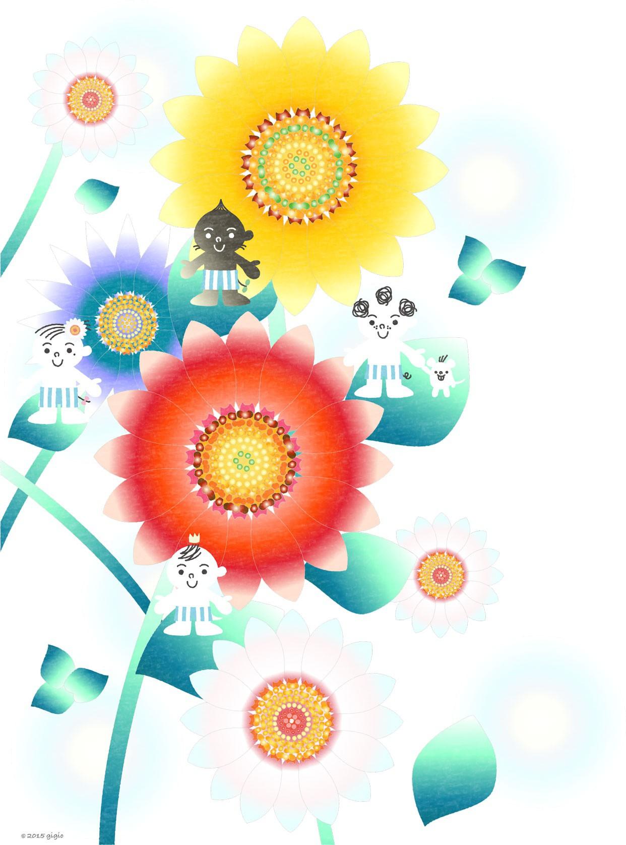 """UT """"TOTTO'S FLOWER""""の詳細"""