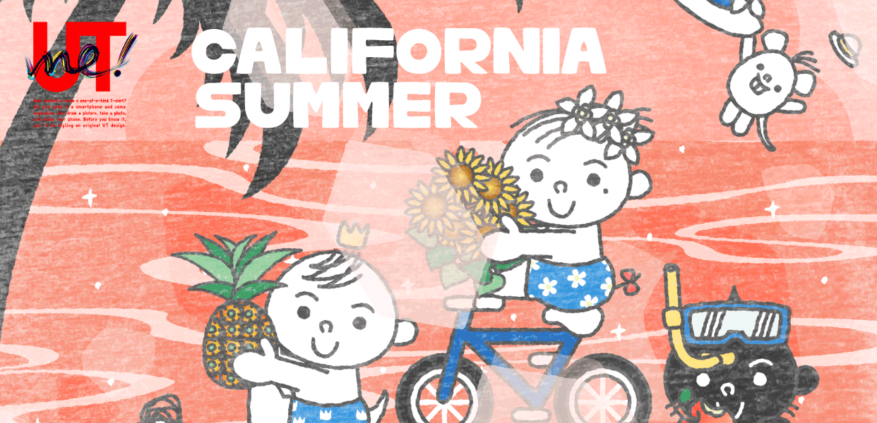 "UT ""TOTTO'S CALIFORNIA SUMMER – SUNSET"""