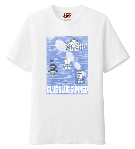 "UT ""TOTTO'S BLUE BLUE SUMMER""の詳細"