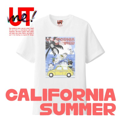 "UT ""TOTTO'S CALIFORNIA SUMMER – SUN SHINE"""