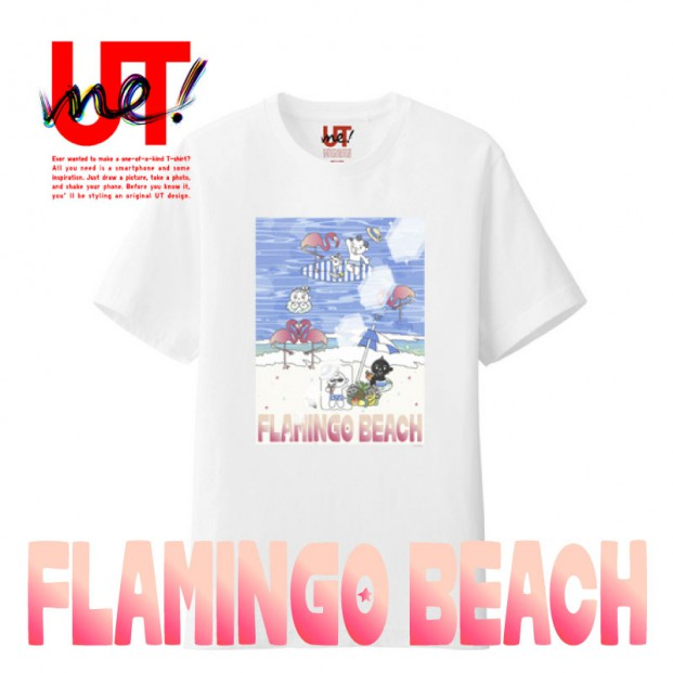 "UT ""TOTTO'S FLAMINGO BEACH"""