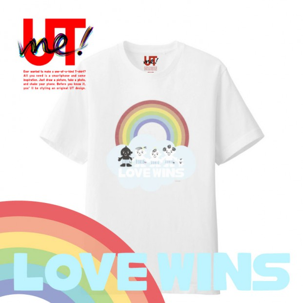 "UT ""TOTTO'S LOVE WINS"""