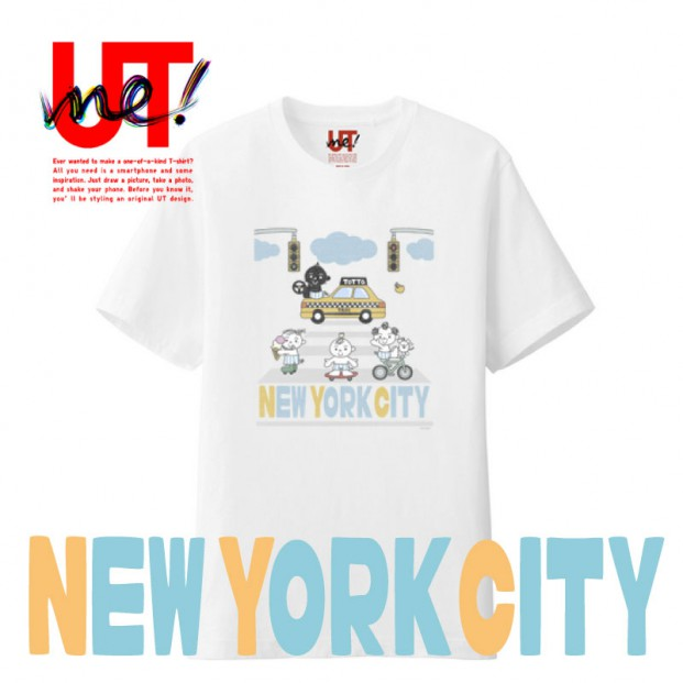 "UT ""TOTTO'S NYC"""