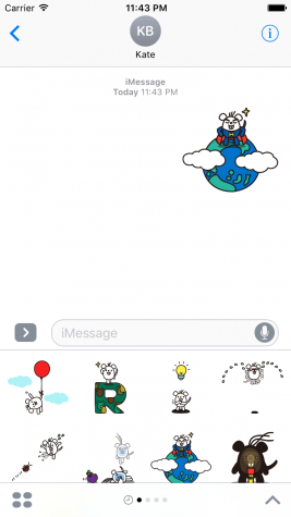 iMessage Stickers Release!!
